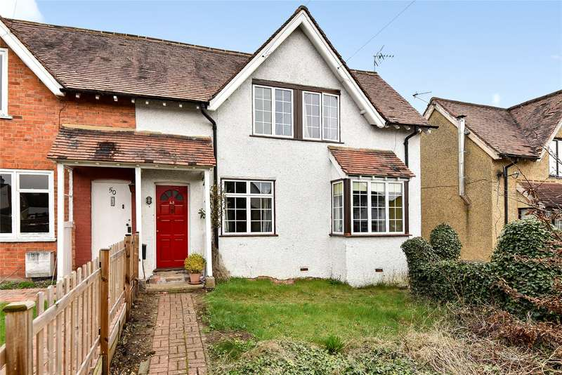 3 Bedrooms Semi Detached House for sale in Highway Road, Maidenhead, Berkshire, SL6