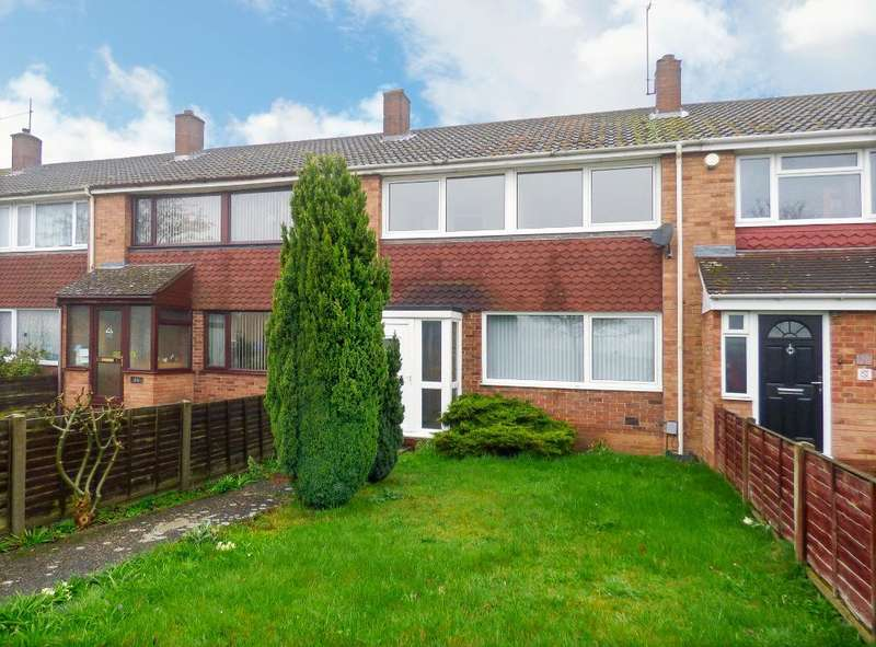 3 Bedrooms Terraced House for sale in Barkers Lane, Bedford, MK41 9TB