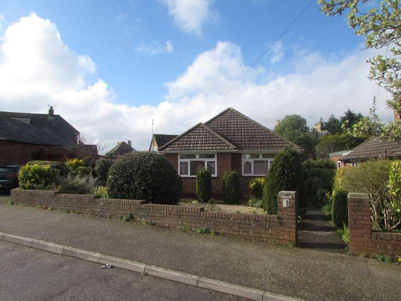 3 Bedrooms Detached House for sale in Roundhouse Lane, Exmouth