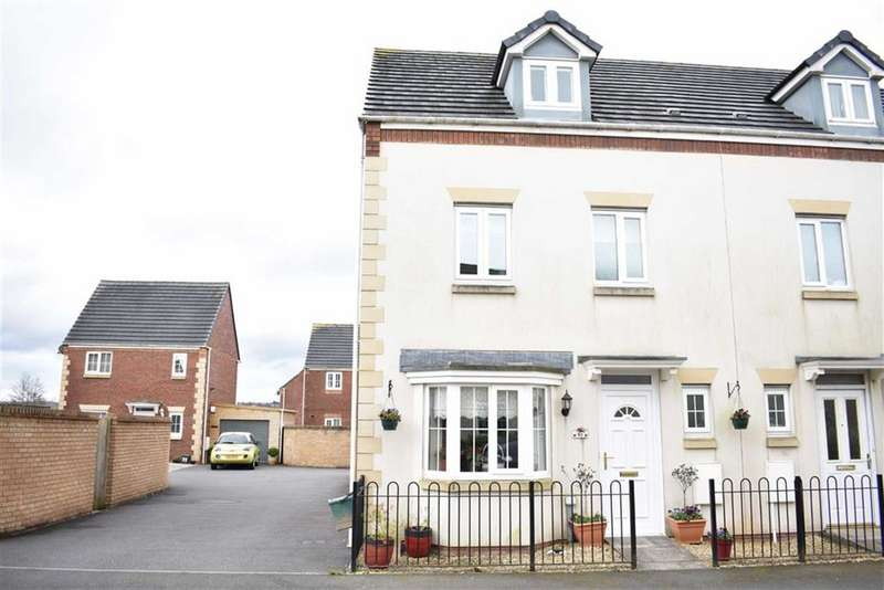 4 Bedrooms Town House for sale in Six Mills Avenue, Gorseinon