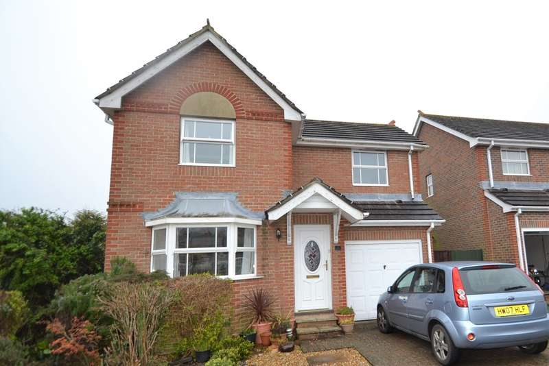 3 Bedrooms Detached House for sale in Cemetery Road, Binstead