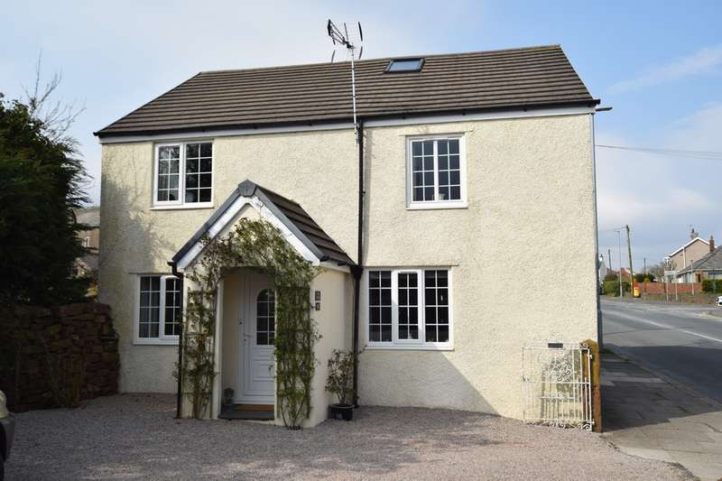 3 Bedrooms Detached House for sale in Hawcoat Lane, Barrow-in-Furness, Cumbria, LA14 4HS