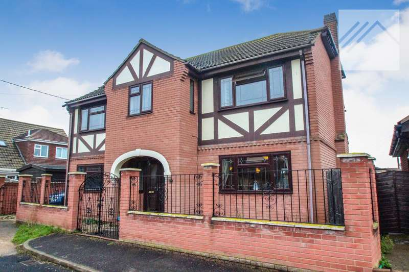 5 Bedrooms Detached House for sale in Komberg Crescent - A BEAUTIFUL HOME FOR ALL THE FAMILY