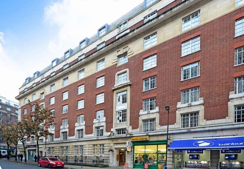 2 Bedrooms Flat for rent in Coram Street, Bloomsbury, WC1N