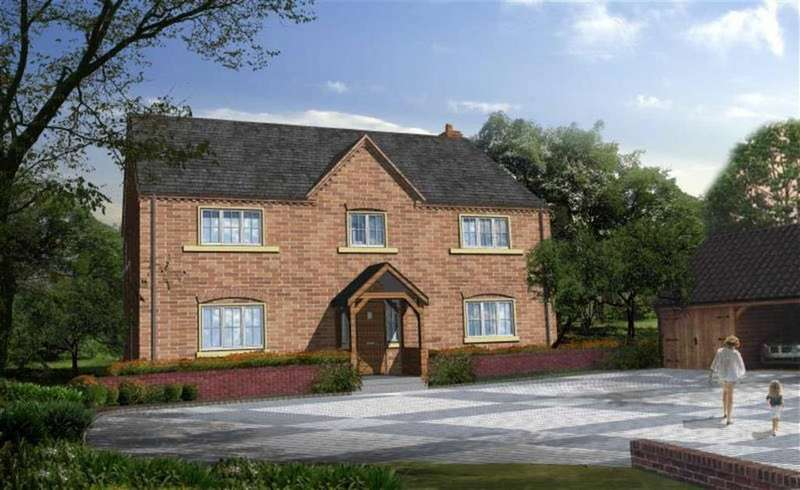 4 Bedrooms Detached House for sale in St Andrews Street, Heckington, Sleaford, Lincolnshire