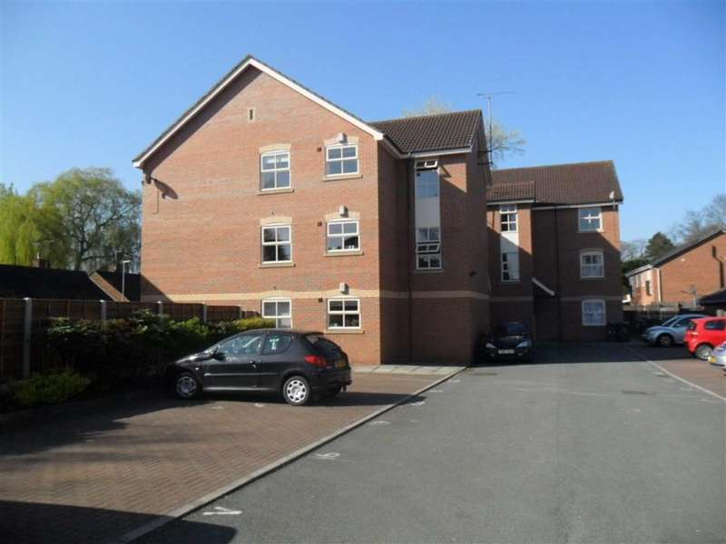 2 Bedrooms Flat for sale in Keats Mews, Brooklands