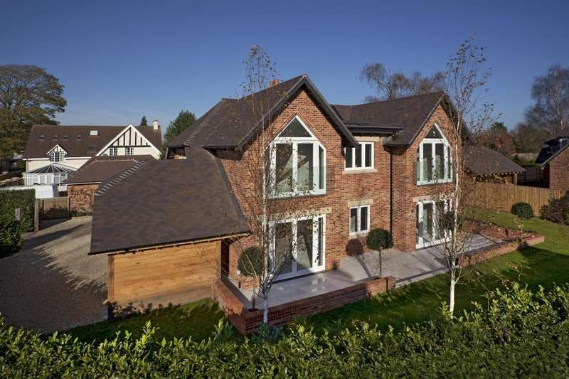 5 Bedrooms Detached House for sale in Cumnor Hill, Oxford, OX2