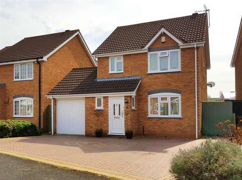 3 Bedrooms Detached House for sale in Steatite Way, Stourport-On-Severn