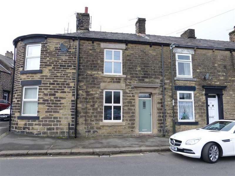 2 Bedrooms Terraced House for rent in Edward Street, Glossop, Glossop