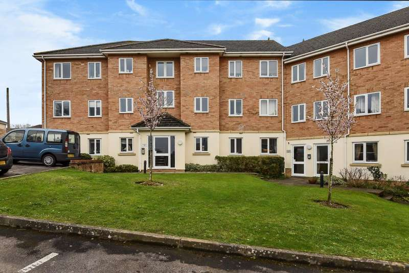 2 Bedrooms Flat for sale in Saxon Court, Thatcham, RG19