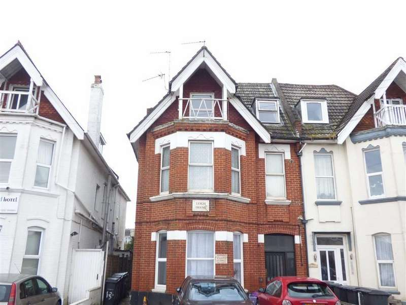 1 Bedroom Flat for sale in Westby Road, Boscombe, Bournemouth, Dorset, BH5