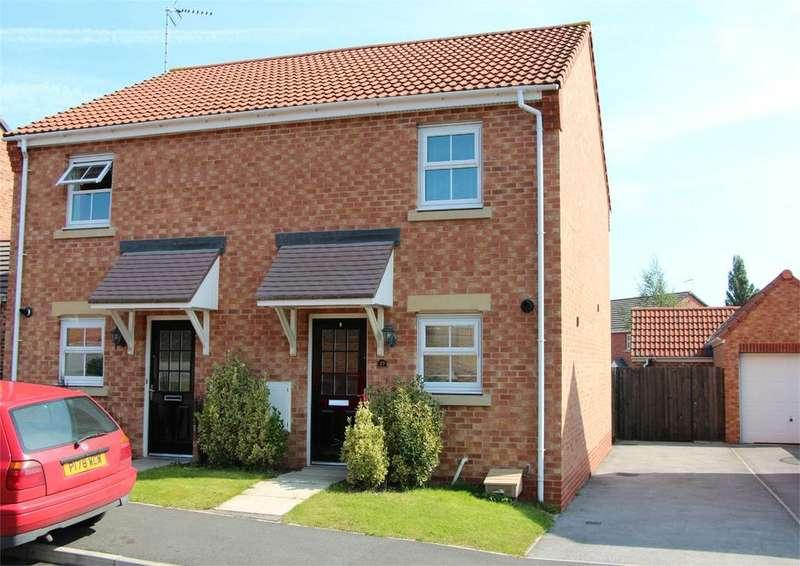 2 Bedrooms Semi Detached House for rent in Pendinas, Wrexham, LL11