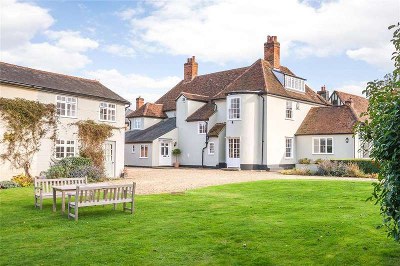 6 Bedrooms Detached House for sale in Upper Street, Stratford St. Mary, Suffolk