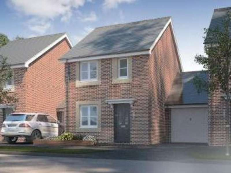 3 Bedrooms Semi Detached House for sale in Plot 7 Yeomans chase , Goring-by-sea, Worthing
