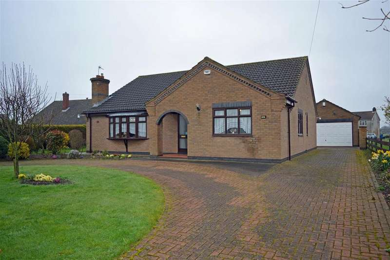 3 Bedrooms Detached Bungalow for sale in Main Street, Ealand, Scunthorpe