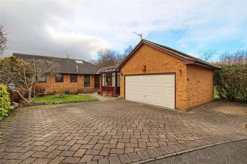 4 Bedrooms Detached Bungalow for sale in The Pippins, Wolviston