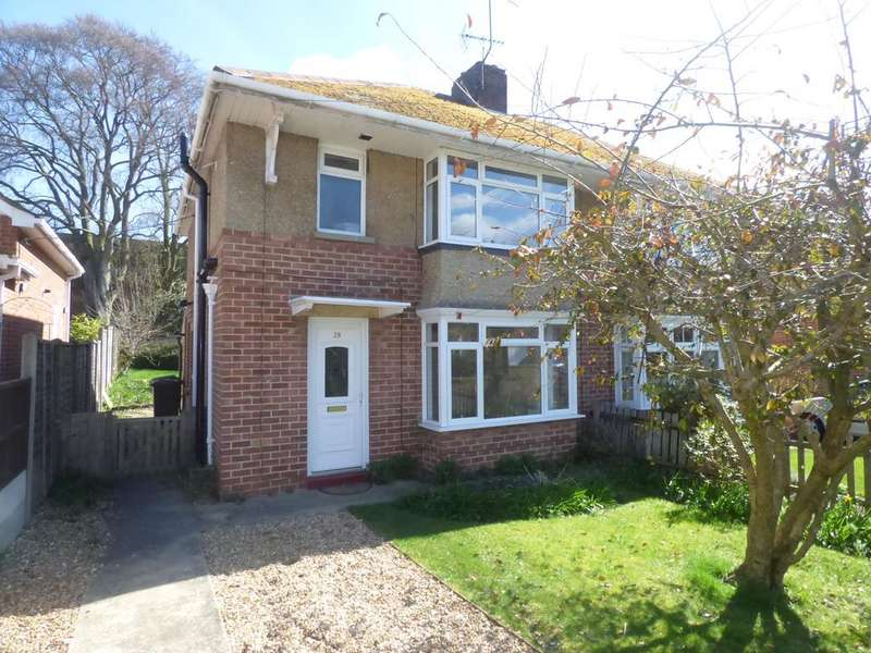 3 Bedrooms Semi Detached House for rent in St Huberts Road, Andover SP10