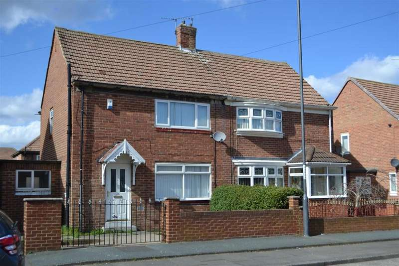 2 Bedrooms Semi Detached House for sale in Rochdale Road, Redhouse, Sunderland