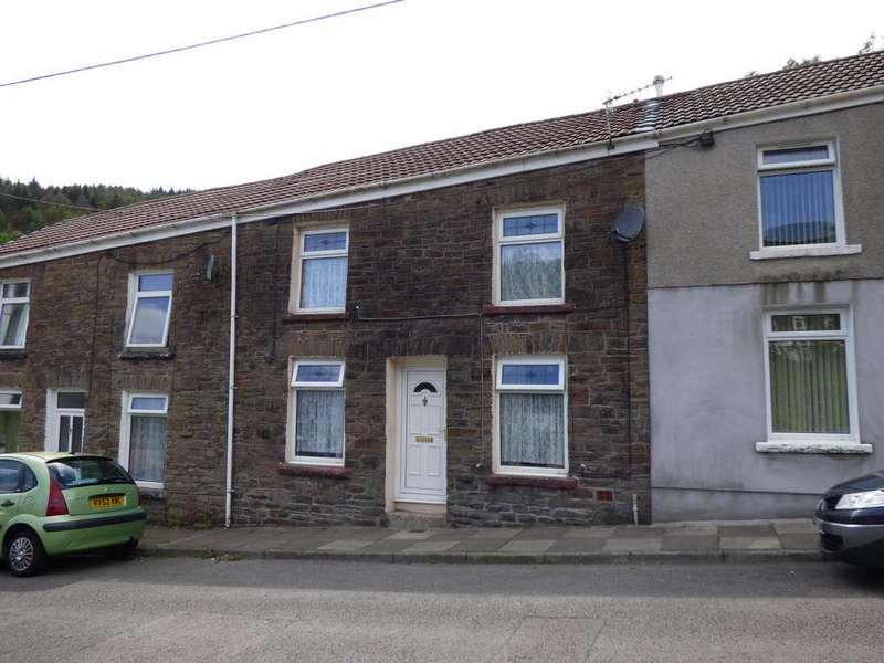 2 Bedrooms Terraced House for sale in Llewellyn Street, Nantymoel, Bridgend CF32