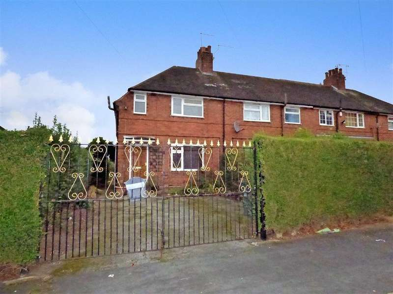 3 Bedrooms Town House for sale in Baggott Place, Poolfields, Newcastle-under-Lyme