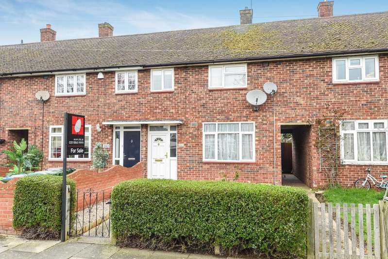 3 Bedrooms Terraced House for sale in Anstridge Road Eltham SE9