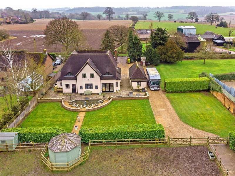 4 Bedrooms House for sale in Colemans Road, Breachwood Green, Hertfordshire