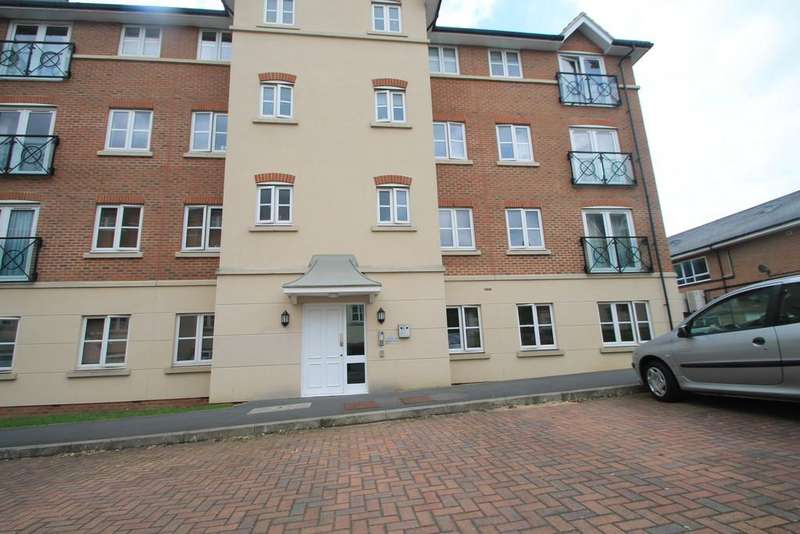 2 Bedrooms Ground Flat for sale in Viridian Square, Aylesbury