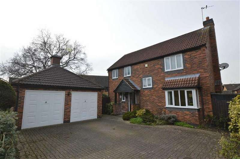 4 Bedrooms Detached House for sale in Sorrel Road, Hamilton