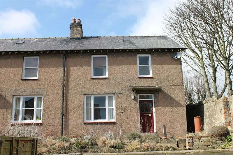 3 Bedrooms Semi Detached House for sale in 40b West Street, BERWICK-UPON-TWEED, Northumberland