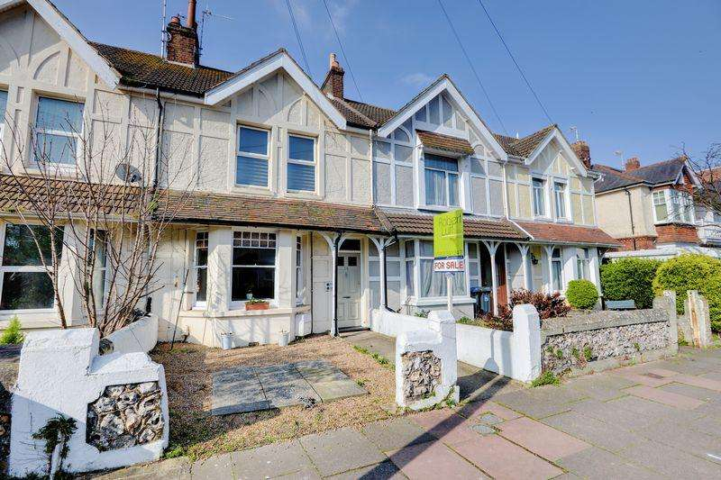 2 Bedrooms Flat for sale in Northcourt Road, Worthing