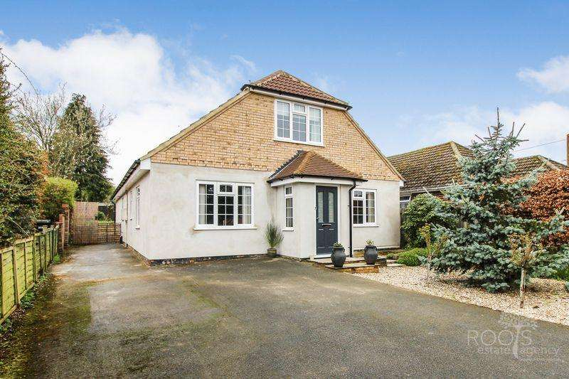 4 Bedrooms Detached House for sale in Henwick, Thatcham