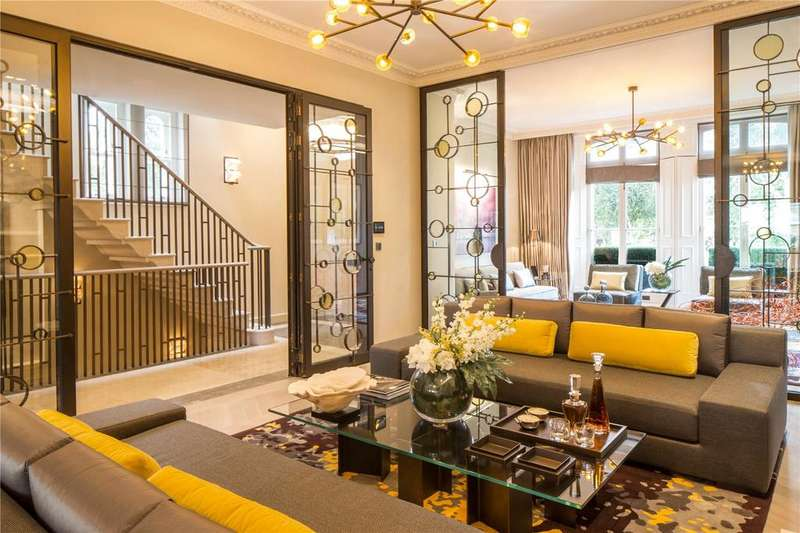 5 Bedrooms Terraced House for rent in Tregunter Road, London, SW10