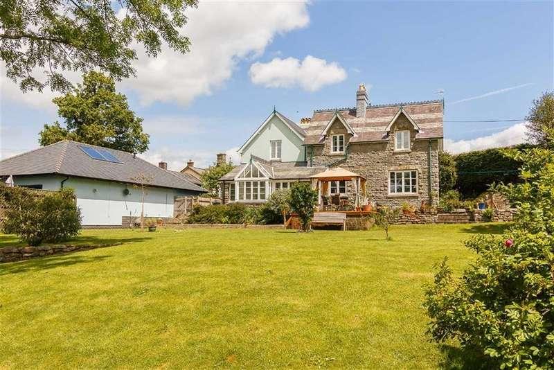 3 Bedrooms Detached House for sale in Newbridge On Wye, Llandindod Wells, Powys