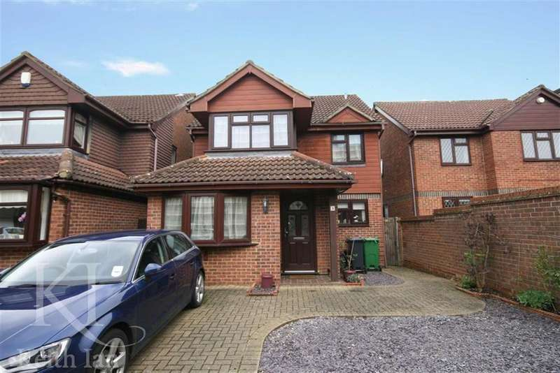 4 Bedrooms Detached House for sale in Girton Court, Cheshunt