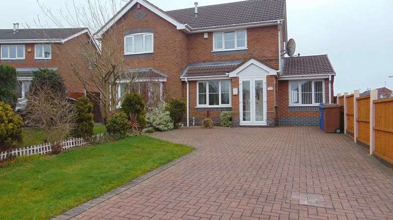 2 Bedrooms Property for sale in Vienna Way, Stoke-On-Trent