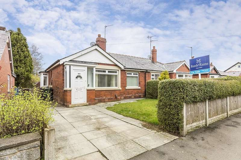 2 Bedrooms Semi Detached Bungalow for sale in Pilling Lane, Chorley, PR7