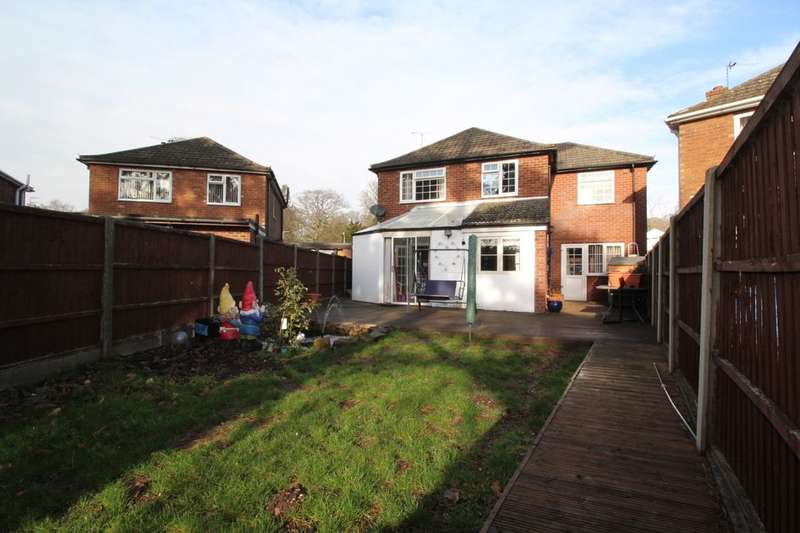 4 Bedrooms Detached House for sale in Park Avenue, Lincoln, LN6