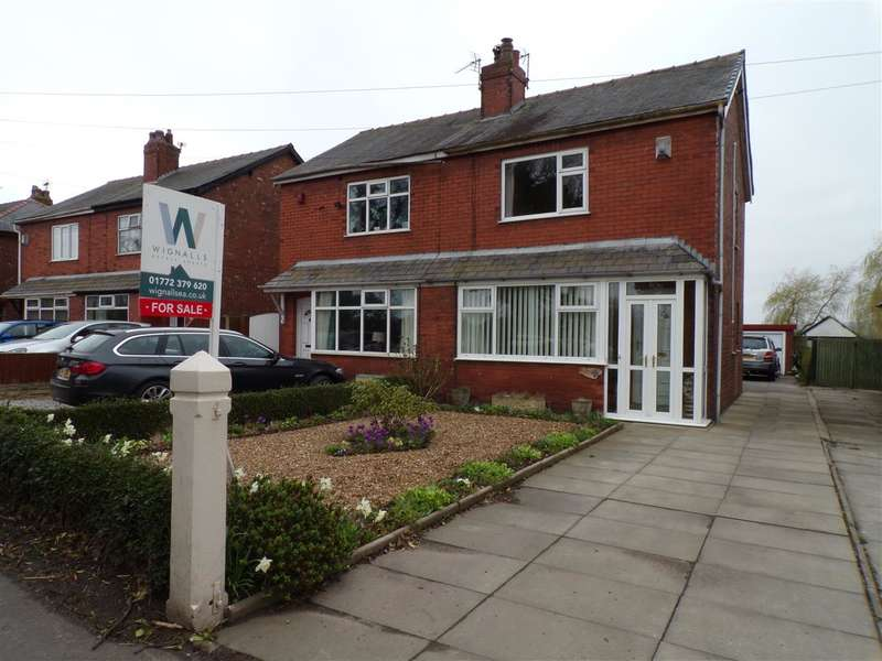2 Bedrooms Semi Detached House for sale in Southport Road, Ulnes Walton