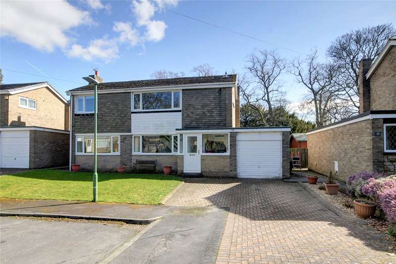 4 Bedrooms Detached House for sale in Deanery View, Lanchester, Durham, DH7