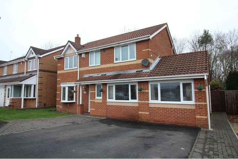 4 Bedrooms Property for sale in Kimberley, Teal Farm , Washington, Tyne and Wear, NE38 8TT