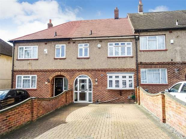 3 Bedrooms Terraced House for sale in Kent House Lane, Beckenham, Kent