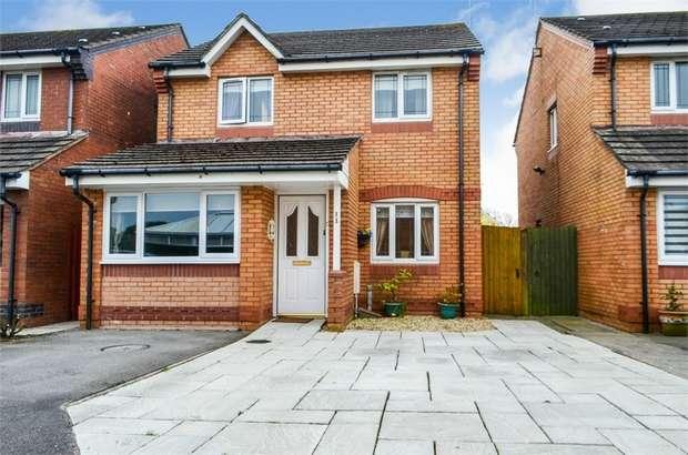 3 Bedrooms Detached House for sale in Parc-Y-Berllan, Porthcawl, Mid Glamorgan