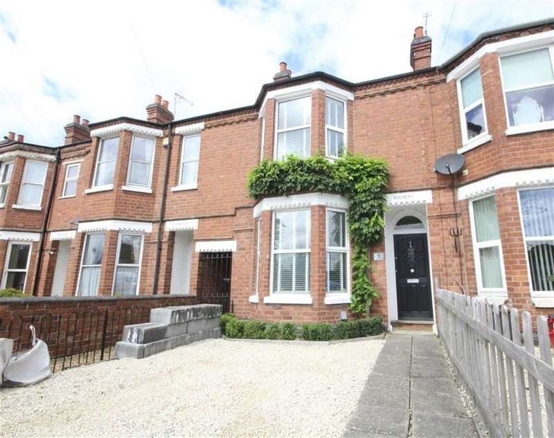 2 Bedrooms Terraced House for sale in Rugby Road, Leamington Spa, Warwickshire, CV32