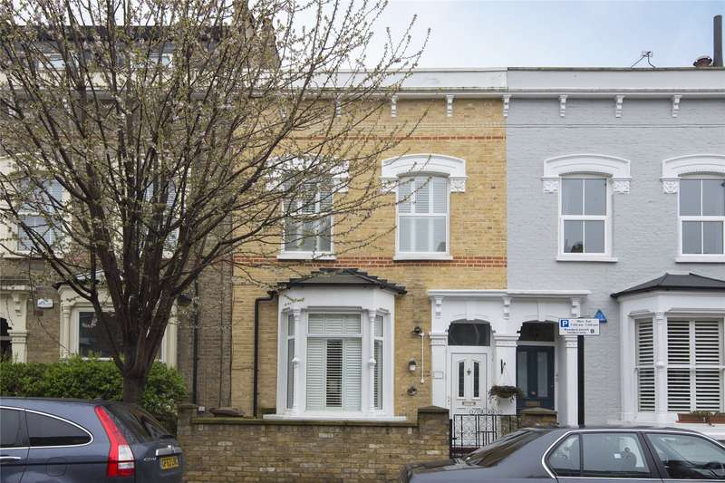 4 Bedrooms Terraced House for sale in Foulden Road, London, N16