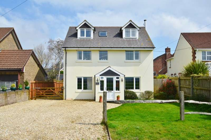 4 Bedrooms Detached House for sale in West Knighton