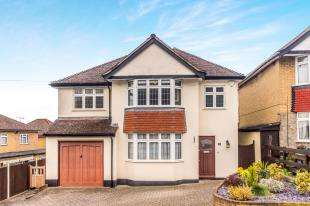 4 Bedrooms Detached House for sale in Beechwood Ave, Orpington, Kent