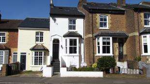 4 Bedrooms Terraced House for sale in St. Marys Road, Reigate, Surrey