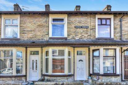 2 Bedrooms Terraced House for sale in Brunswick Street, Nelson, Lancashire, ., BB9