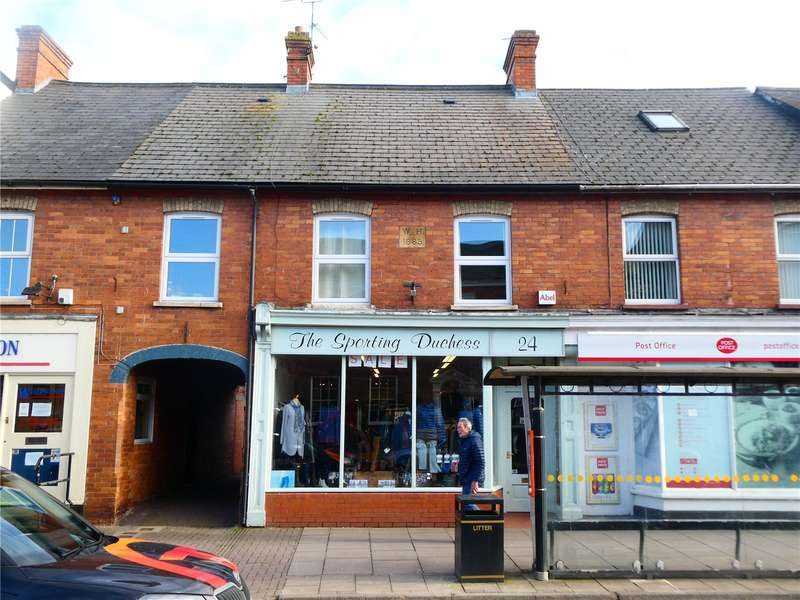 Shop Commercial for sale in High Street, Wellington, Somerset, TA21