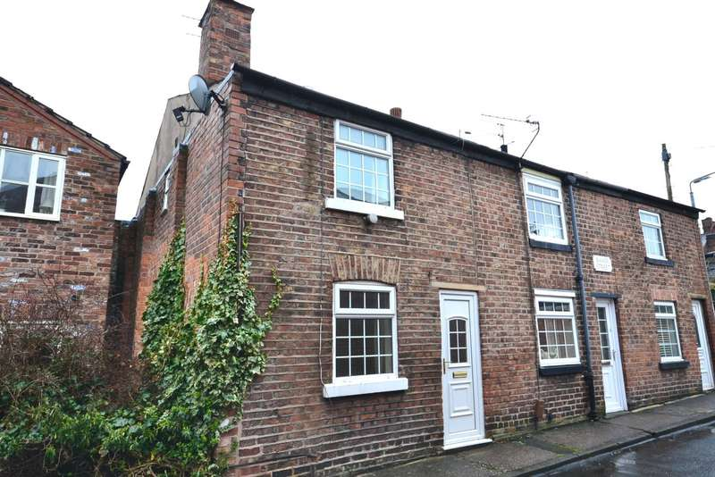 2 Bedrooms End Of Terrace House for sale in Baker Street, Macclesfield